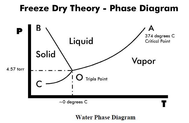 Freeze Dry Theory