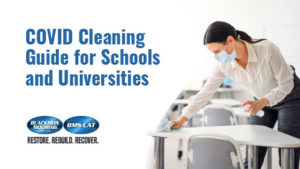 COVID Cleaning Guide for Schools and Universities