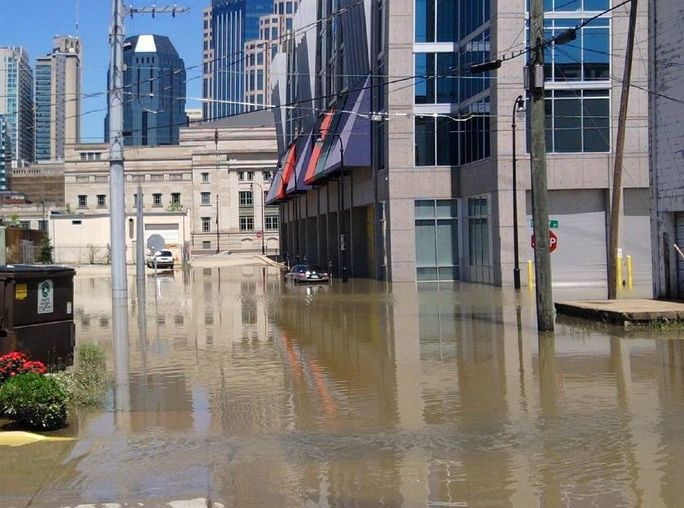 Water Damage Restoration Company Nashville. TN