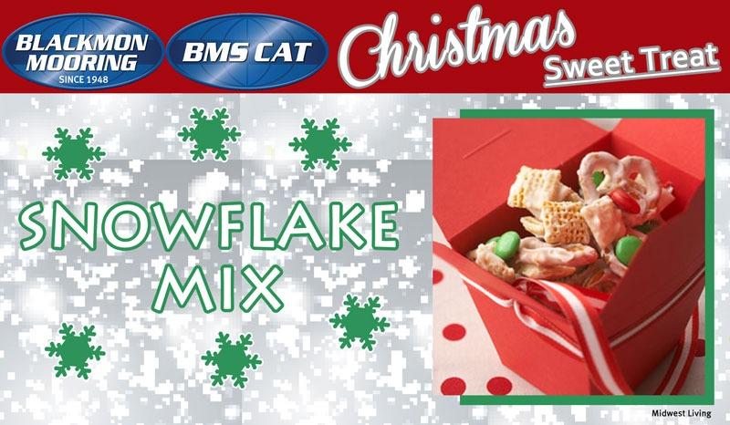 Christmas Sweet Treat Dessert Recipe