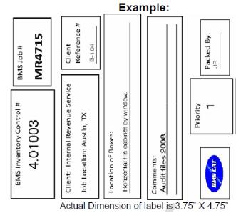 inventory information