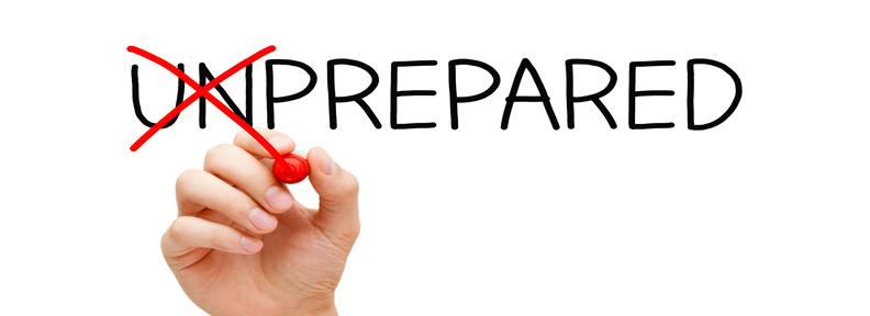 Dedicating 2019 to Disaster Preparedness
