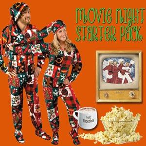 Movie Night Starter Pack