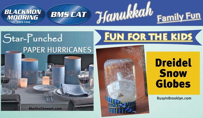 Hanukkah Family Fun Ideas