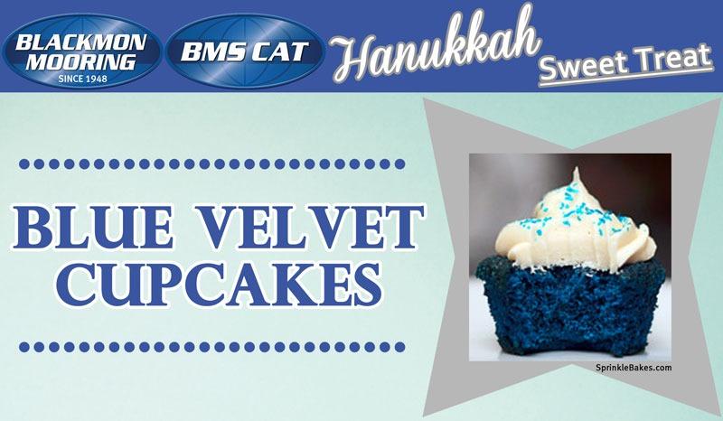 Hanukkah Sweet Treat Dessert Recipe