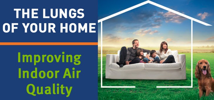 Ways to improve the indoor air quality of your home