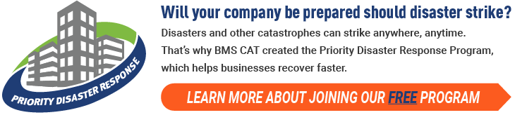 Will your company be prepared should disaster strike?