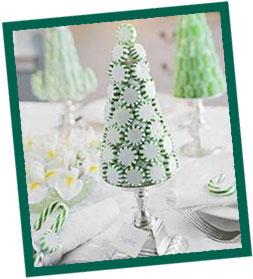 Christmas Peppermint Tree