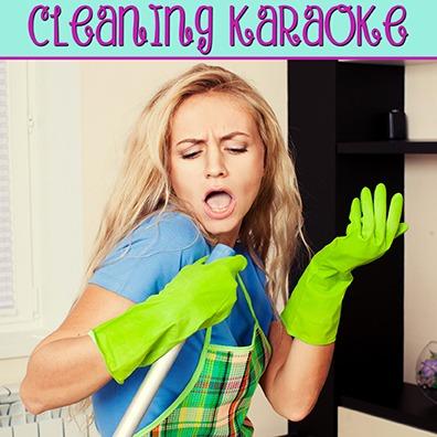Cleaning Karaoke