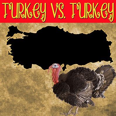 Turkey vs. Turkey