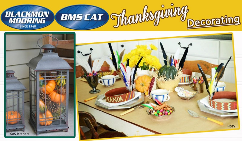 Thanksgiving decorating ideas for your home or office