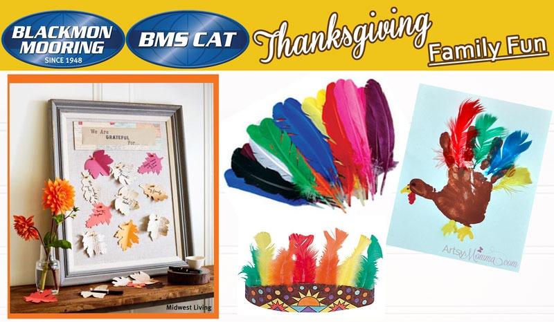 Thanksgiving Family Fun Ideas