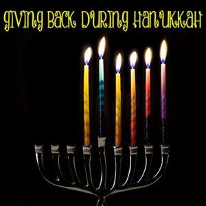 Giving Back During Hanukkah