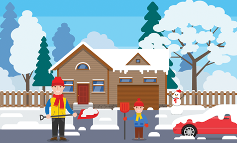 How to Prepare your home for Winter Weather