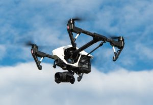 drones in disasters