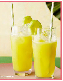 Cucumber Pineapple Tequila Cooler