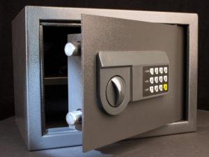Rent a Safe Deposit Box