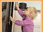 Keep the kids' fingerprints off the fridge