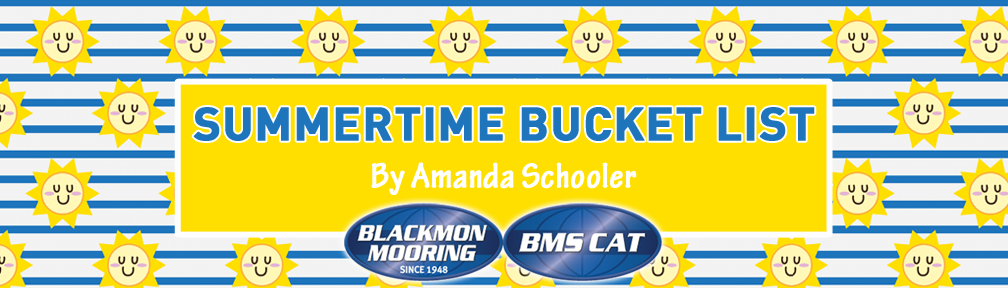 Summertime Bucket List