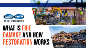What is Fire Damage and How Restoration Works